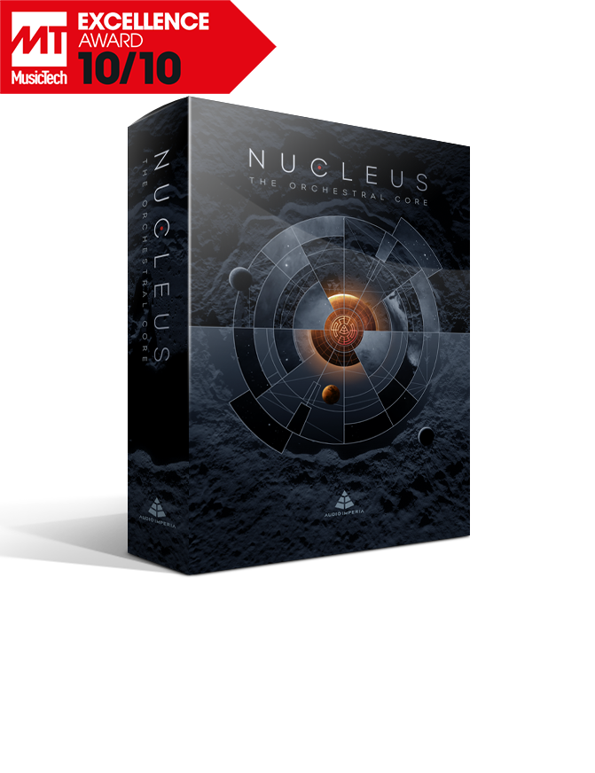 Nucleus (The Orchestral Core for Kontakt Player)