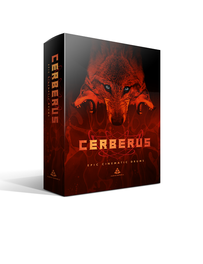 Cerberus (Epic Cinematic Drums for Kontakt Player)