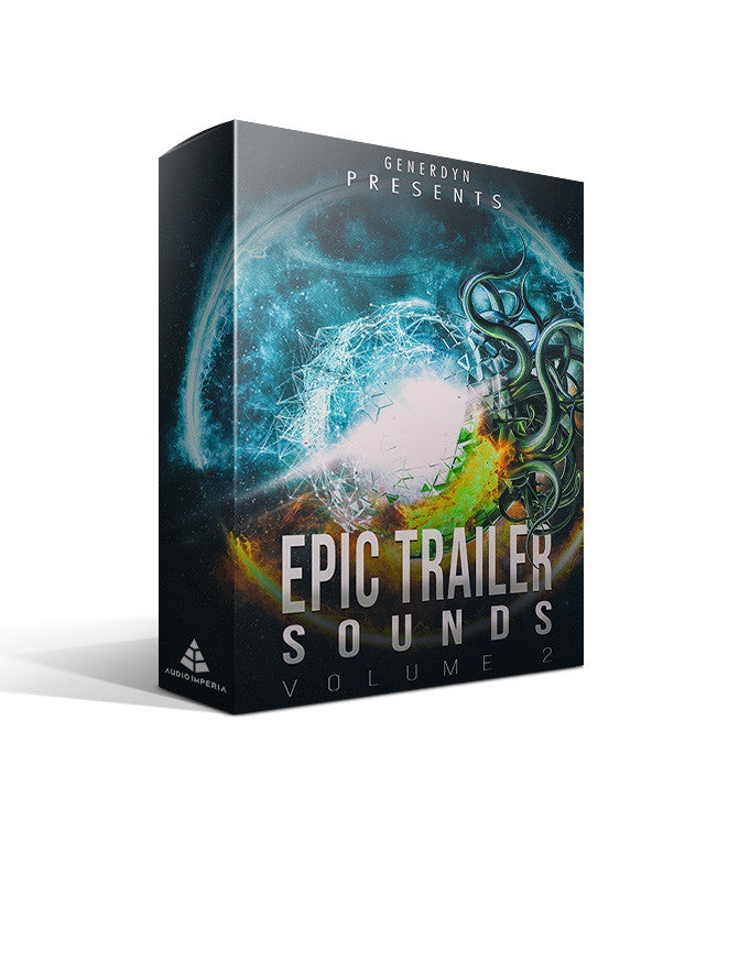 Epic Trailer Sounds Vol. 2 (Epic Trailer SFX Samples)