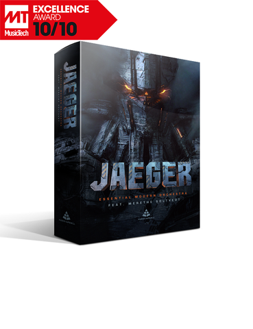 Jaeger (Essential Modern Orchestra for Kontakt Player)