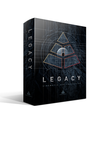 Legacy (Cinematic SFX Collection for Kontakt Player)