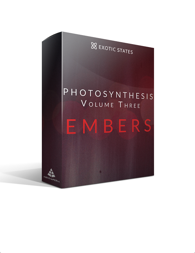 "Photosynthesis Vol. 3 ""Embers"" (Heavy Growling Basses for Kontakt)"
