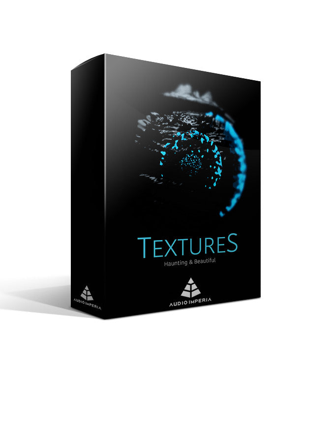 Textures (Sound Designed Cinematic Cymbals for Kontakt)