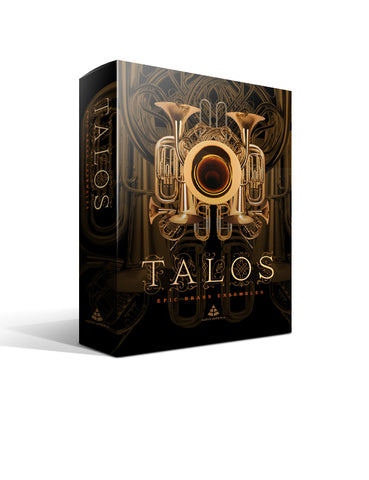 Talos (Epic Brass Ensembles for Kontakt Player)