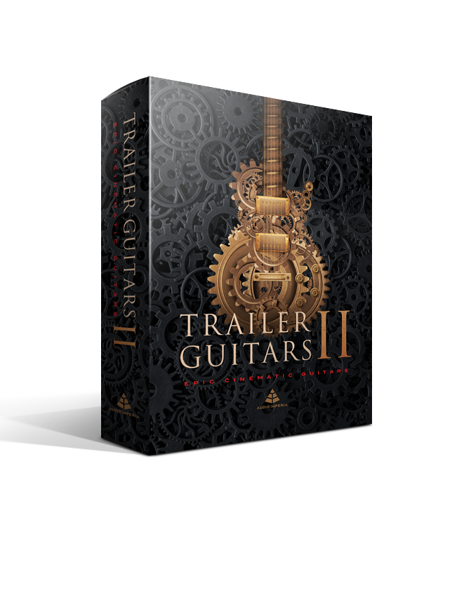 Trailer Guitars 2 (Epic Cinematic Guitars for Kontakt Player)