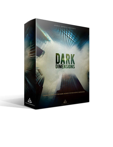 Dark Dimensions Vol. 1 (Cinematic Sound Design for Kontakt)