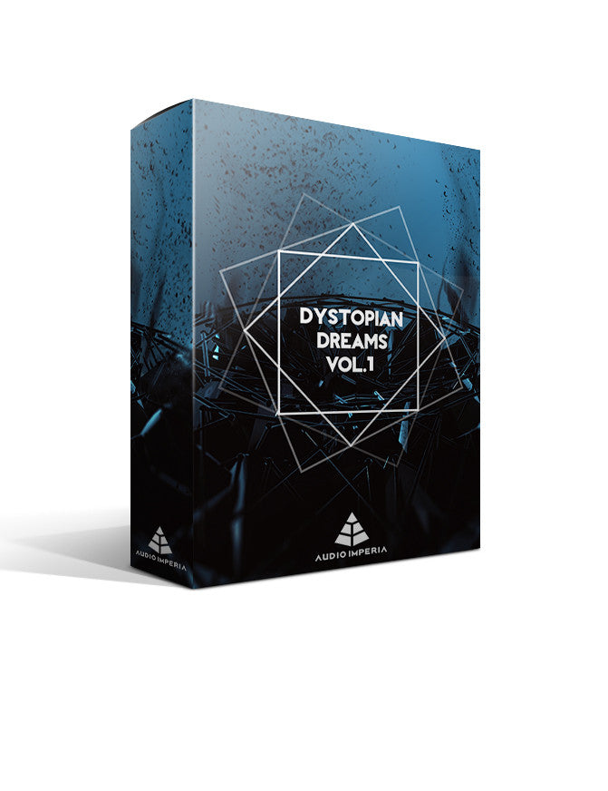 Dystopian Dreams Vol. 1 (Dystopian Sound Design for Kontakt)