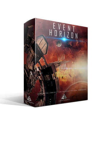 Event Horizon Vol. 1 (Sci-Fi Sound Design for Kontakt)