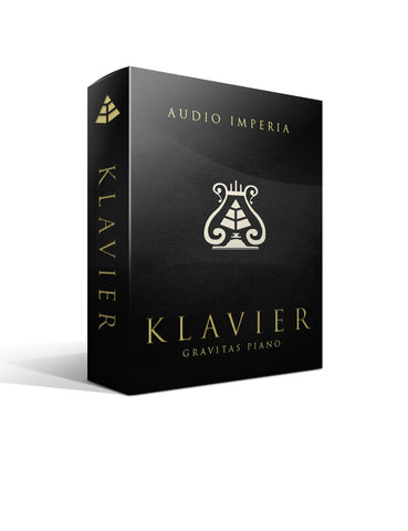 Klavier - Gravitas Piano (Piano meets Sound Design for Kontakt)