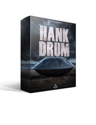 Hank Drum (Relaxing & Meditative Tones for Kontakt)