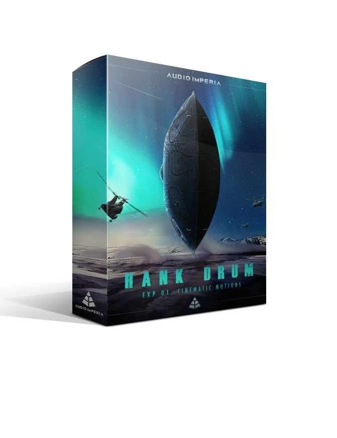 Hank Drum Exp 1 (Cinematic Hank Drum Motions for Kontakt)