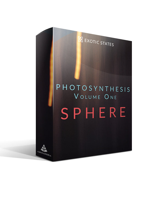"Photosynthesis Vol. 1 ""Sphere"" (Gorgeous Evolving Pads for Kontakt)"
