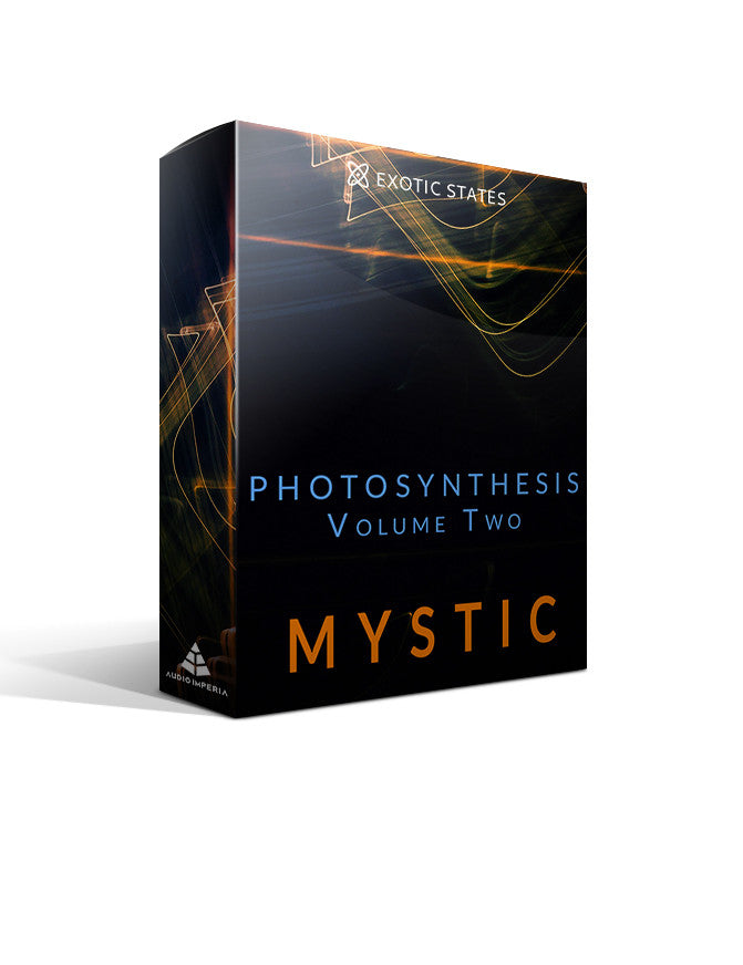 "Photosynthesis Vol. 2 ""Mystic"" (Ambient Cello for Kontakt)"
