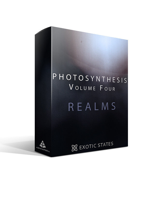 "Photosynthesis Vol. 4 ""Realms"" (Bowed Metals for Kontakt)"