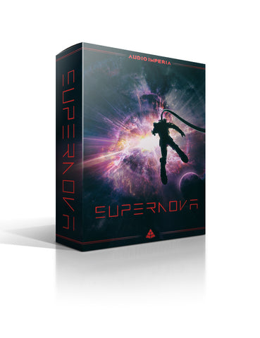 Supernova - Cinematic Presets for Xfer Serum