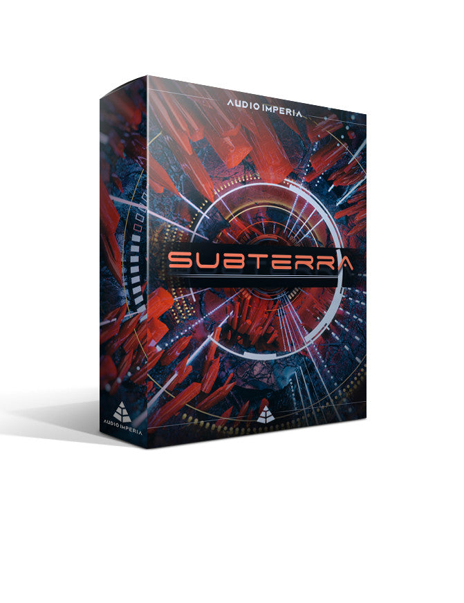 Subterra - Cinematic Presets for u-He Zebra