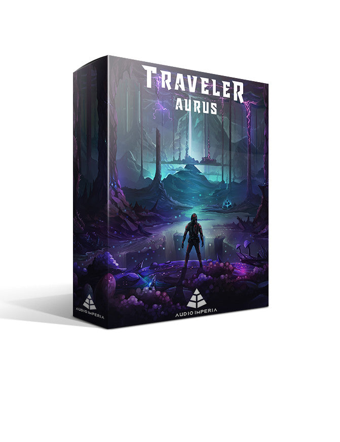 Traveler - Aurus (Cinematic Atmospheres for Kontakt)
