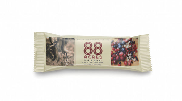 88 Acres Triple Berry Craft Seed Bars