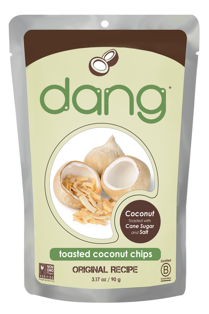Dang Toasted Coconut Chips - Family Pack
