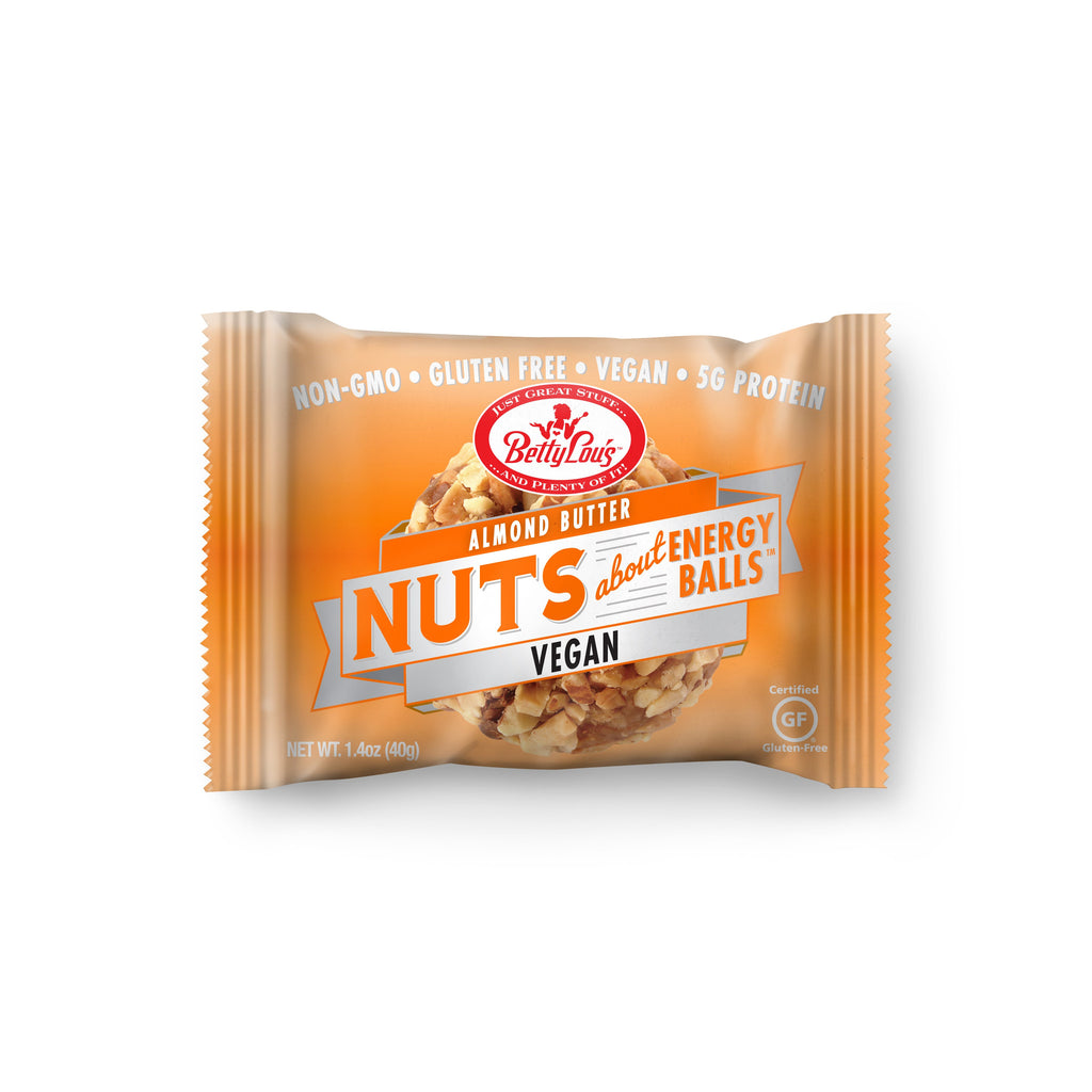 Betty Lou's Nut Butter Balls - Almond Butter