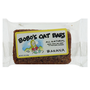 Bobo's Oat Bars - All Natural - Banana