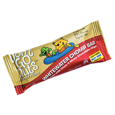Don't Go Nuts Whitewater Chomp Bar - 36 count