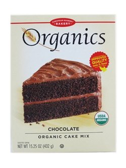 European Gourmet Bakery Organic Chocolate Cake Mix