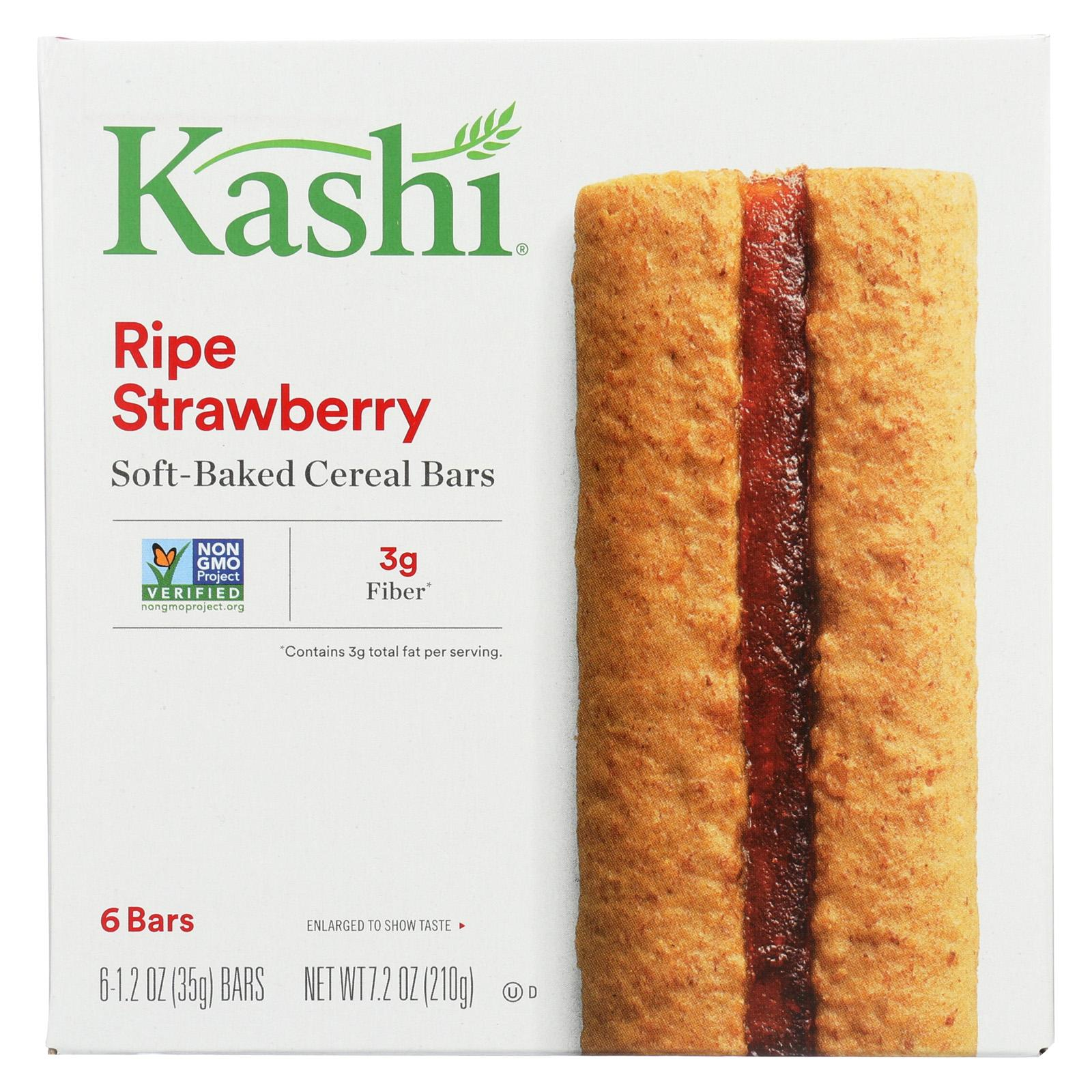 Kashi Cereal Bars Ripe - Strawberry