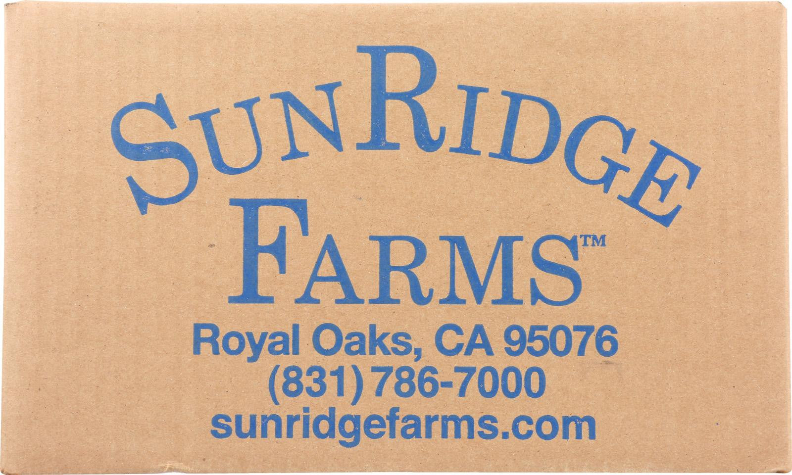 Sunridge Farms All Natural Dark Chocolate Blueberries