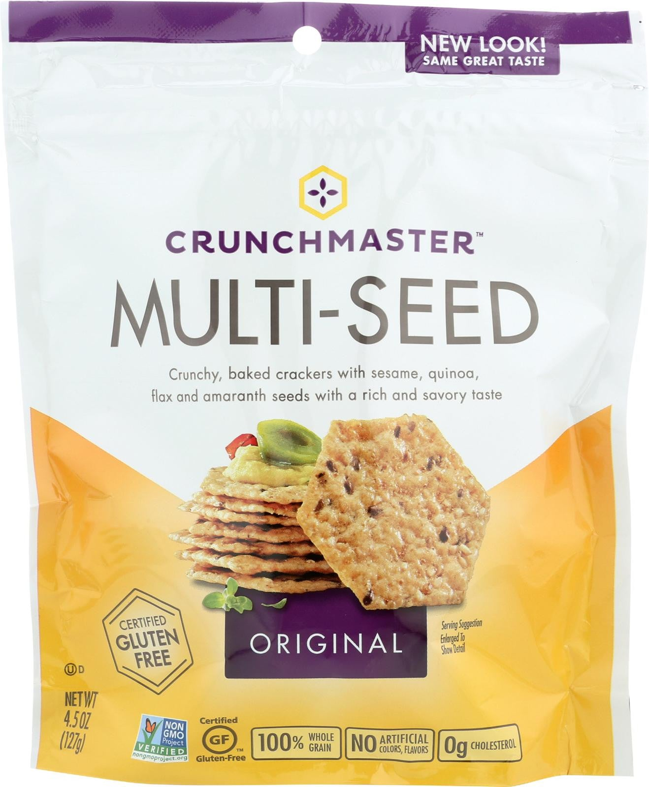 Crunchmaster Multiseed Cracker - Original