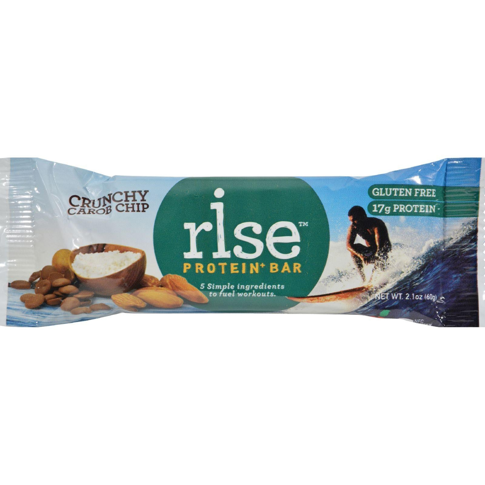 Rise Bar - Chocolatey Almond Protein Bar