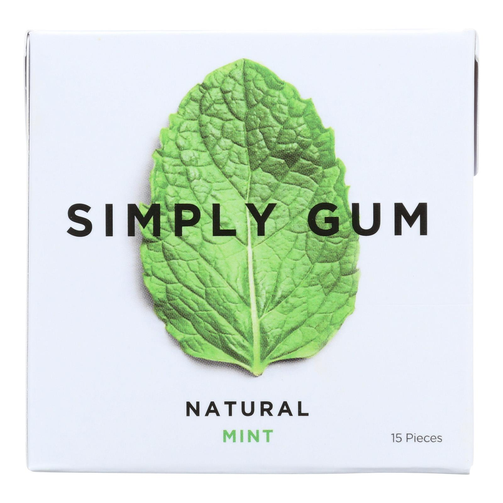 Simply Gum - Natural