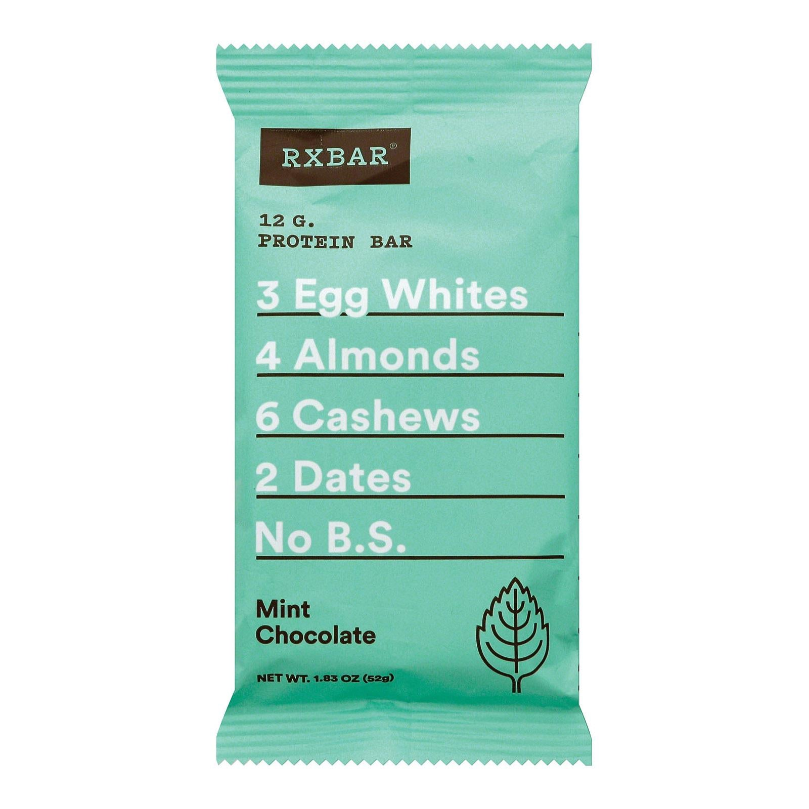 RXBAR - Mint Chocolate Protein Bar