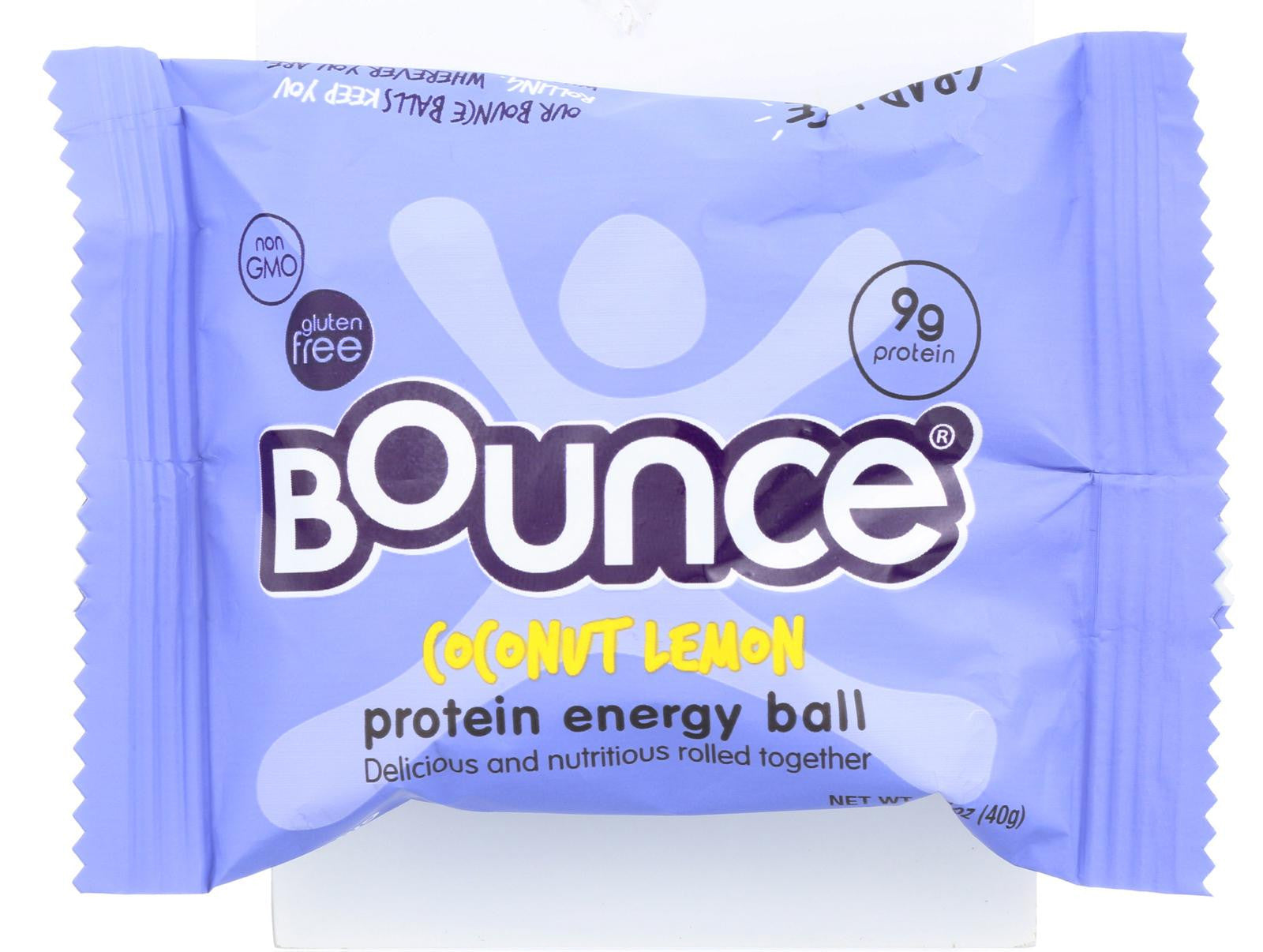 Bounce Protein Balls - Coconut Lemon