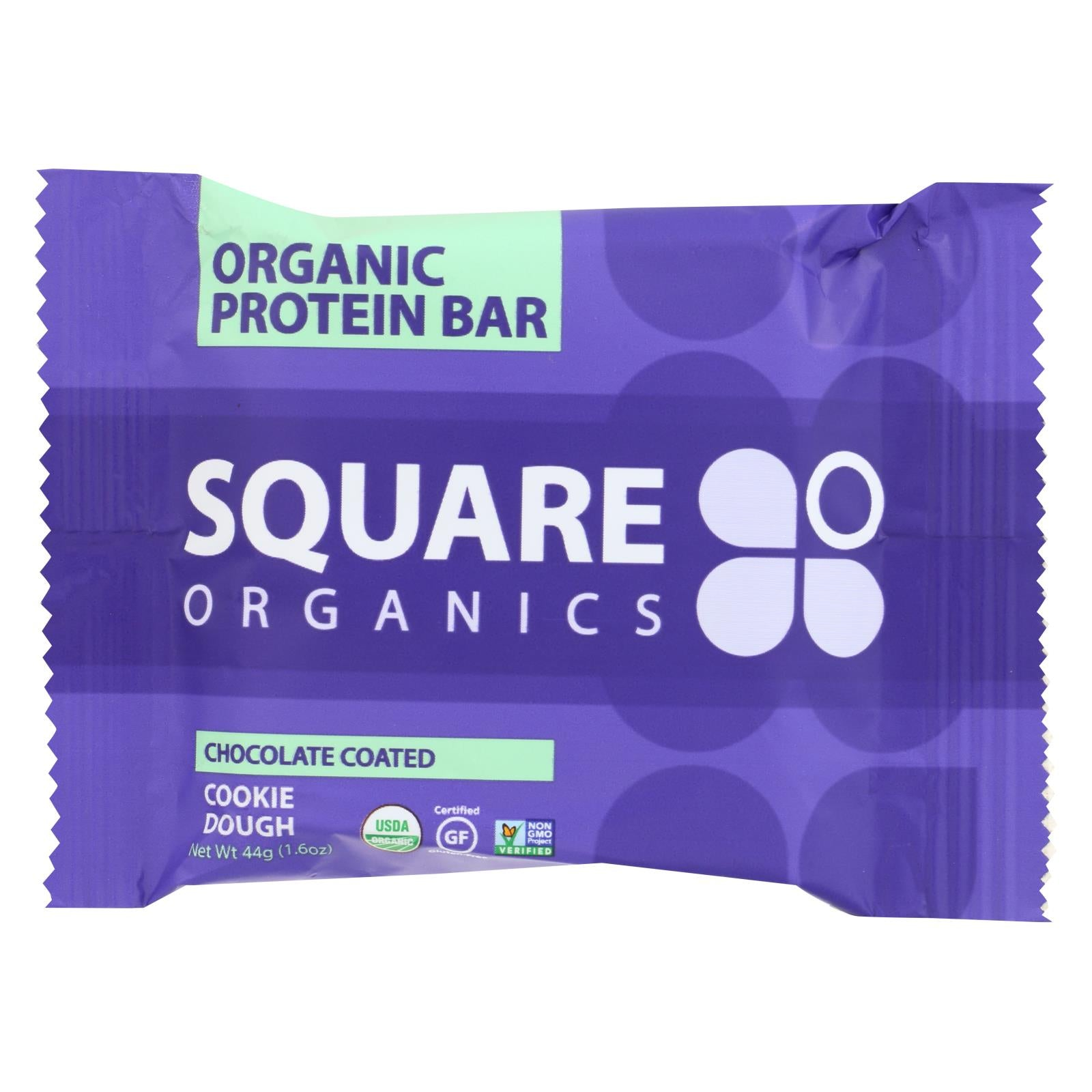 Square Organics Chocolate Coated Cookie Dough