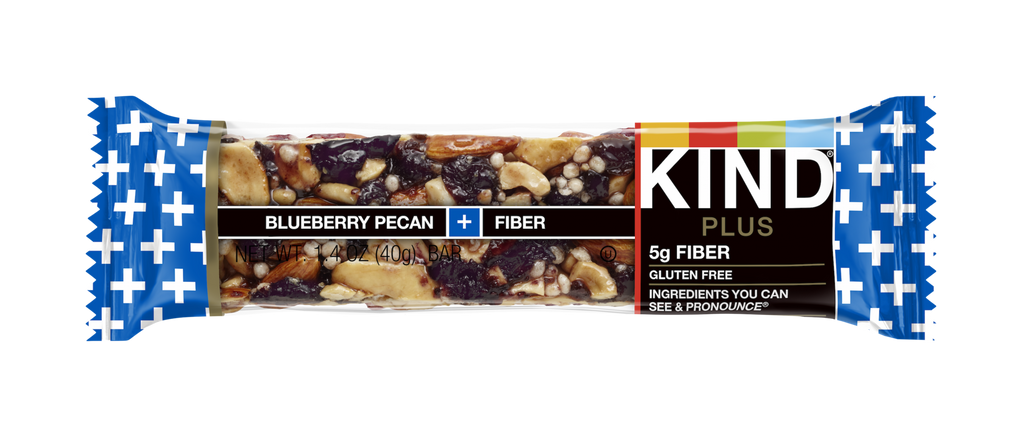 Kind Bar - Blueberry Pecan Plus Fiber