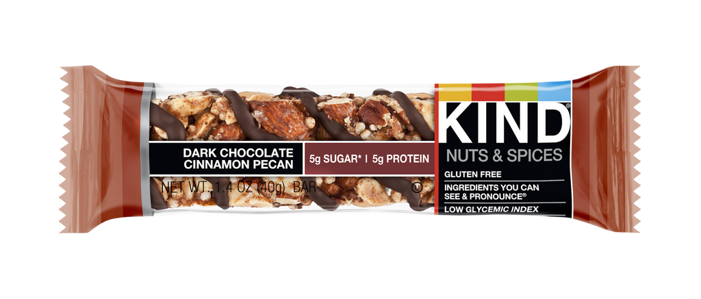 Kind Bar - Dark Chocolate Cinnamon Pecan