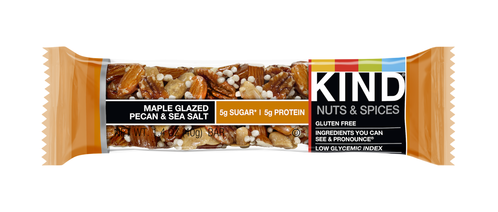 Kind Bar - Maple Glazed Pecan and Sea Salt