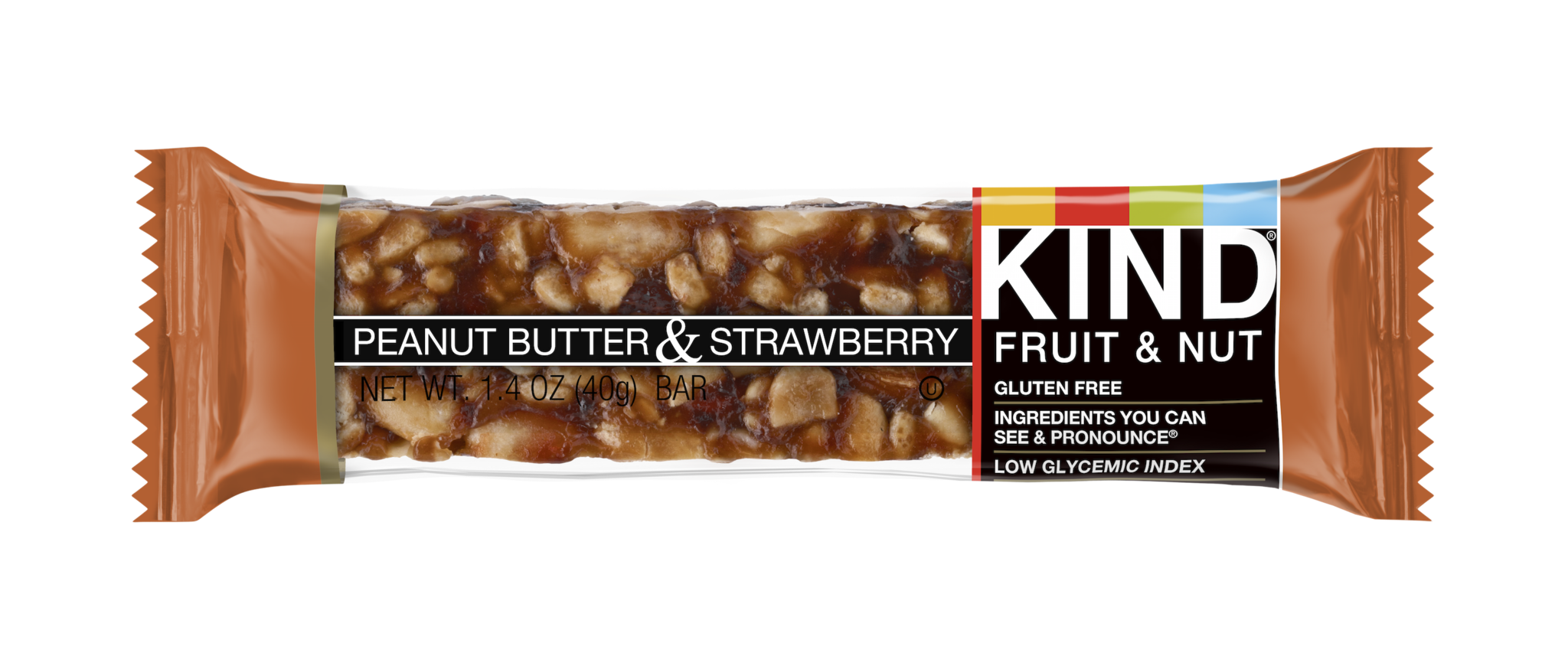 Kind Bar - Peanut Butter and Strawberry