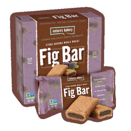 Nature's Bakery Stone Ground Whole Wheat Fig Bar - Original Fig: 36 bars