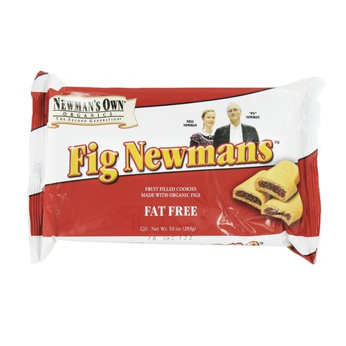Newman's Own Organics Strawberry Fig Newmans