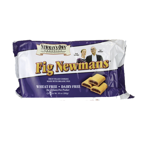 Newman's Own Organics Wheat & Dairy Free Fig Newmans