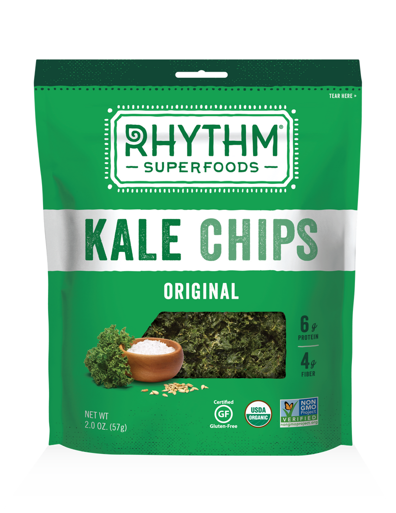 Rhythm Superfoods - Original Kale Chips