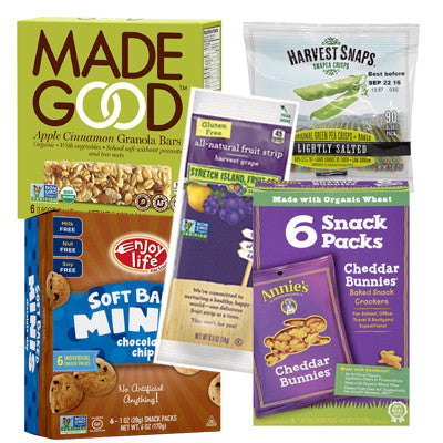 Snack Pack Bundle 1