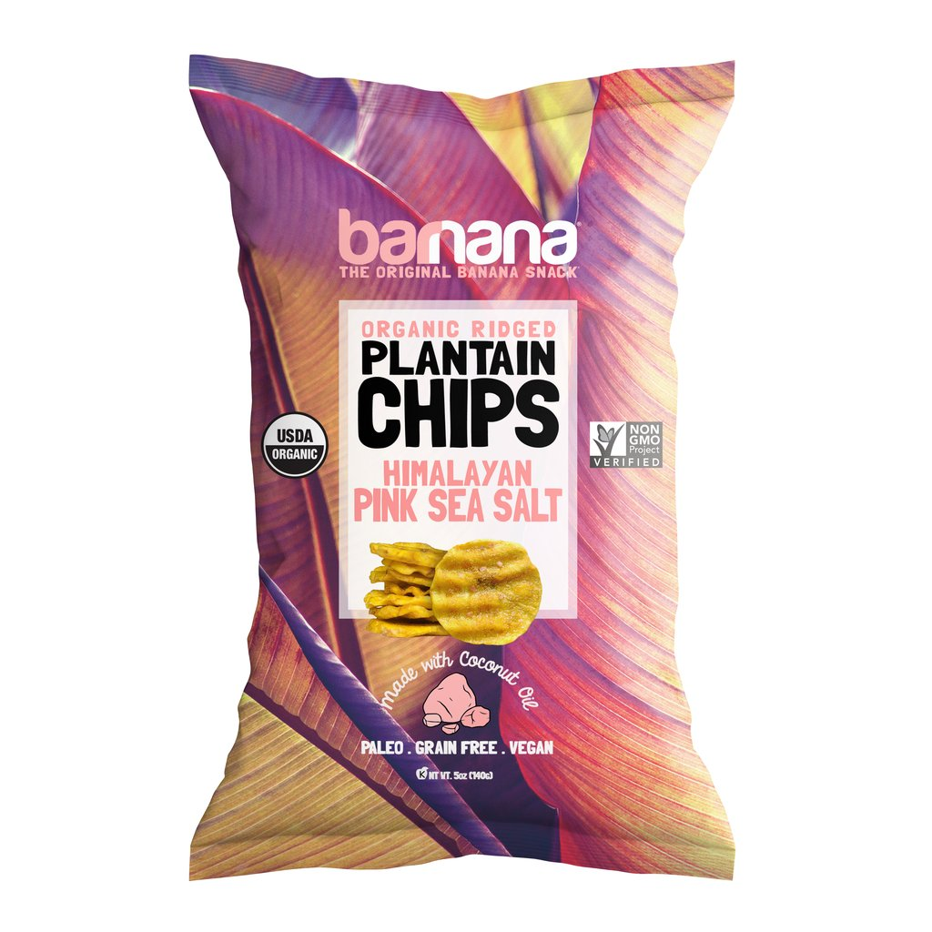 Barnana Plain Salt Plantain Chips