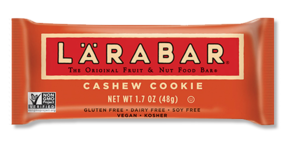 Image result for larabar cashew cookie