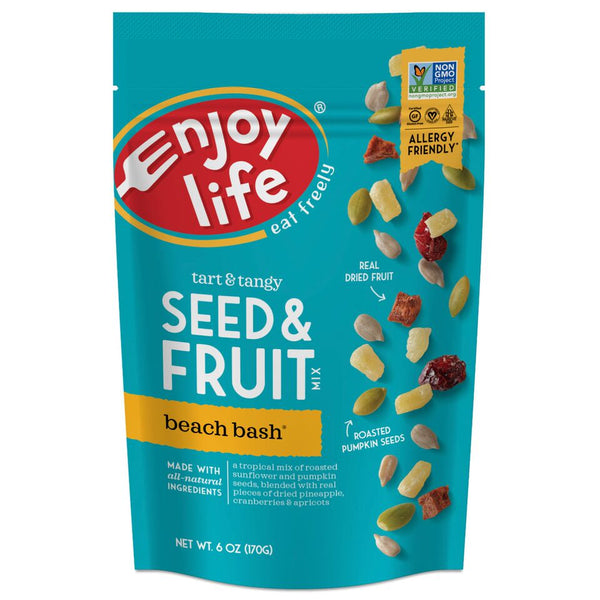 Enjoy Life Beach Bash Not Nuts! Seed and Fruit Mix