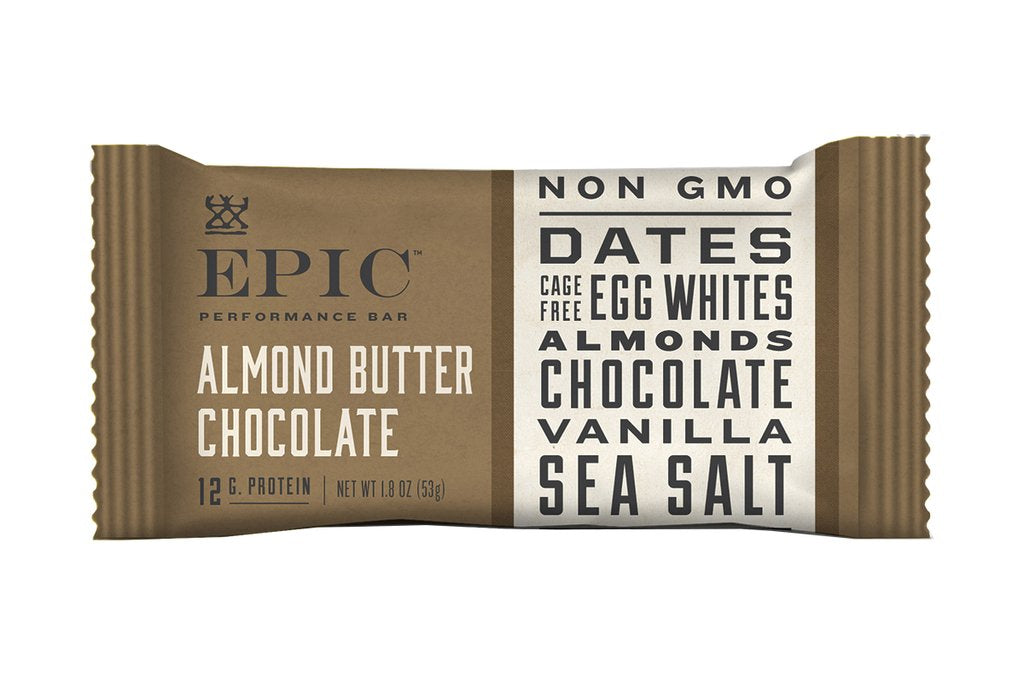 EPIC Performance Bar - Almond Butter Chocolate