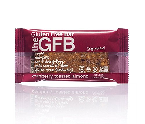 The GFB - Cranberry Toasted Almond