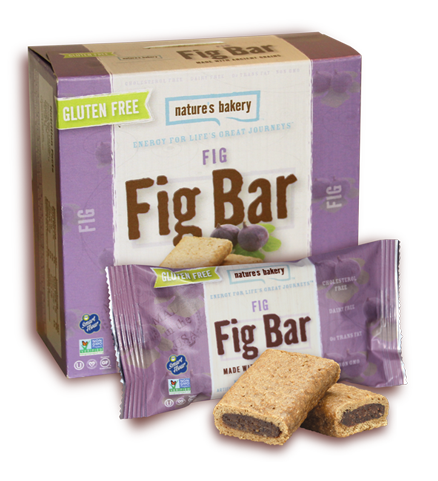 Nature's Bakery Ancient Grains Fig Bar - Original Fig (Gluten Free): 12 bars
